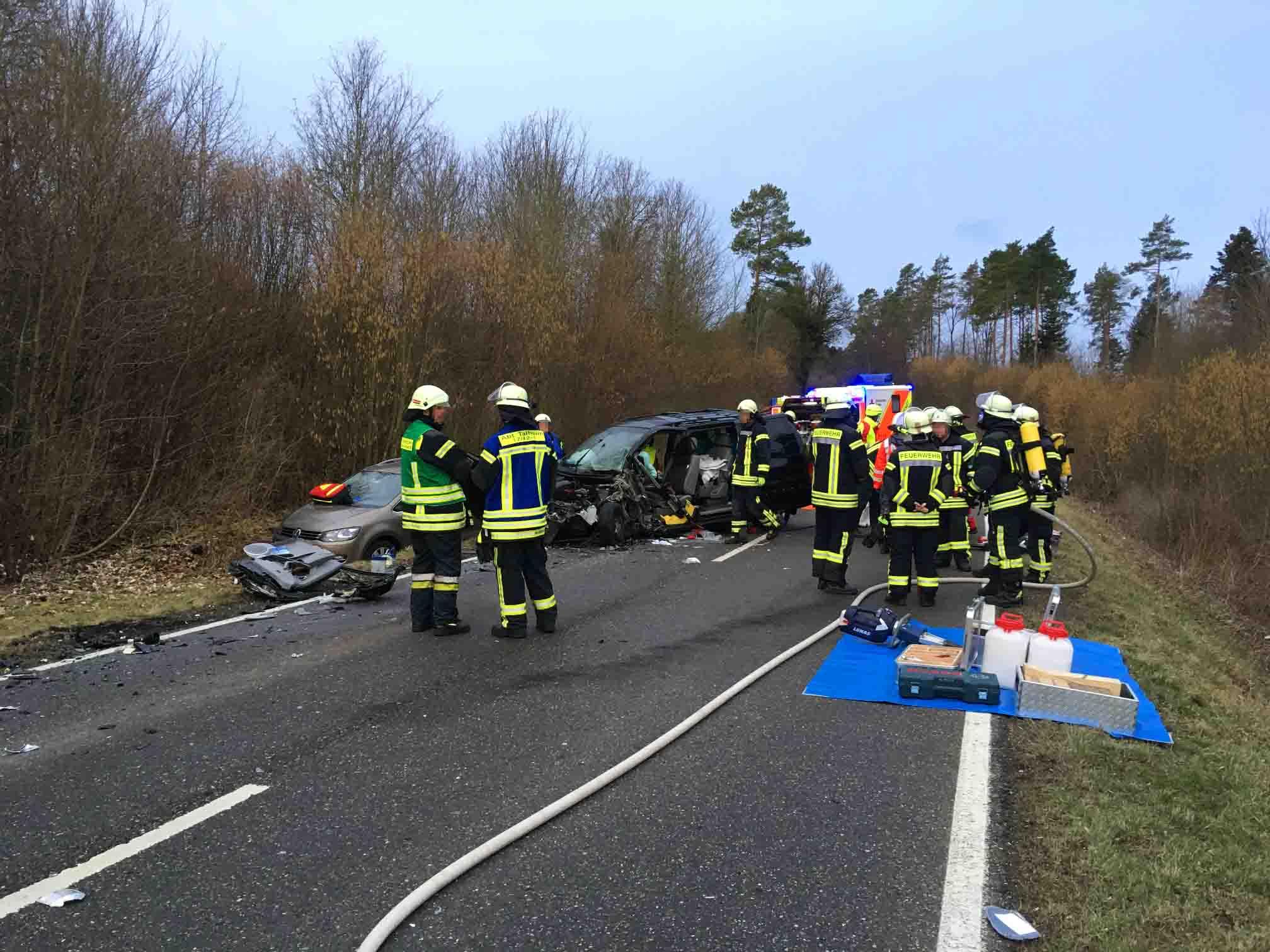 Unfall B294 Heute Freudenstadt